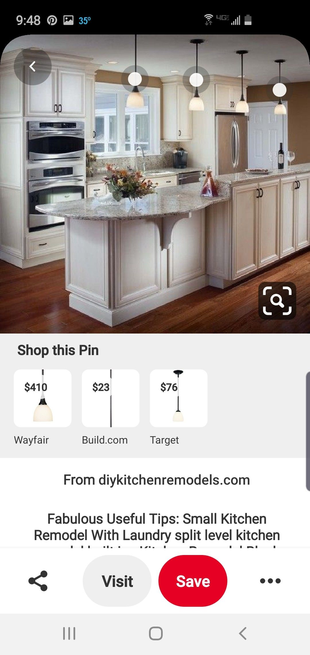 Pin by Lynda Smith on kitchen ideas in 2020   Split level ...