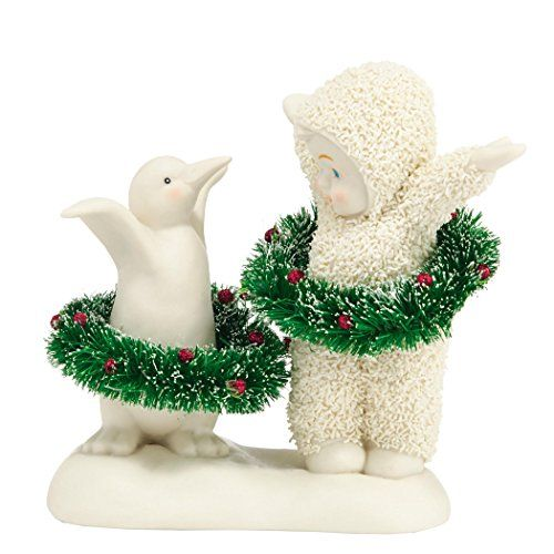 Snowbabies Classics Holiday Hoopla Figurine 41Inch *** Click image to review more details.