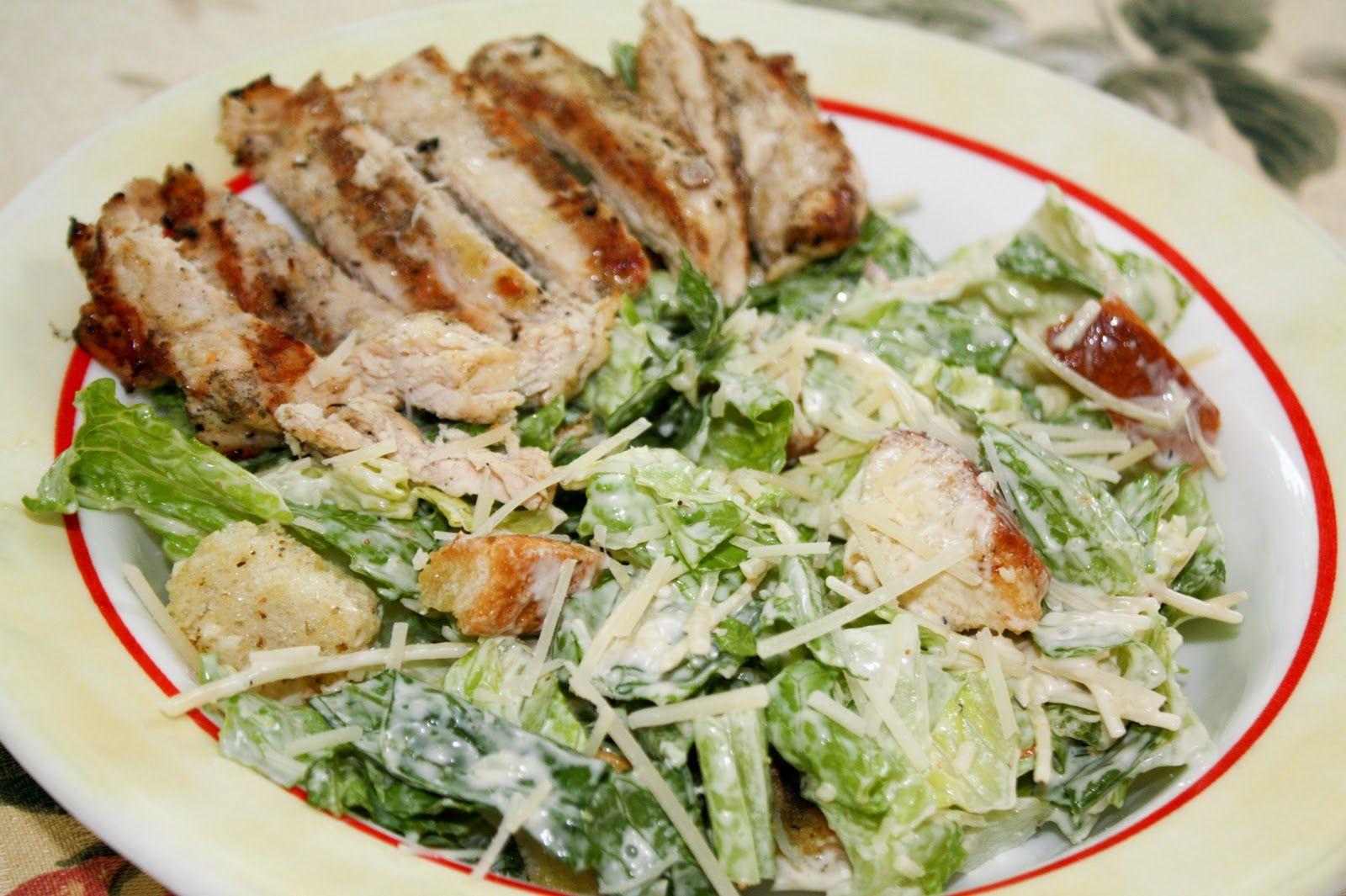 Caesar Salad Recipe Low Calorie
