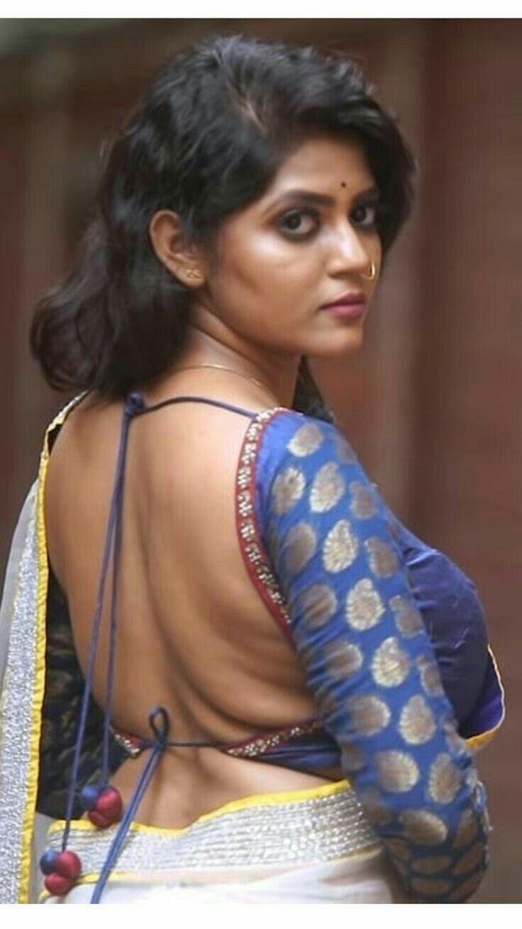 House Wife Kiran More T Saree Desi And Indian Beauty-5111