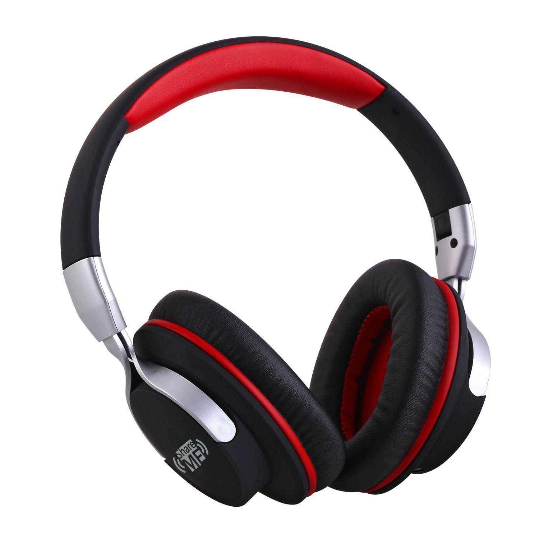 Over Ear Headphones,AUSDOM ShareMe Bluetooth 4