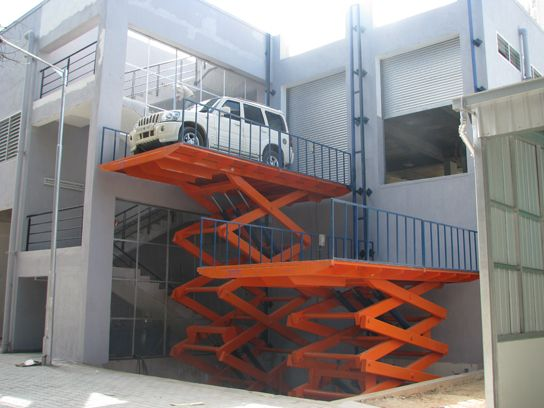 Photo of www.hydraulicscis… Car Lift Manufacturer, Supplier and Exporter in Bangalore,I…