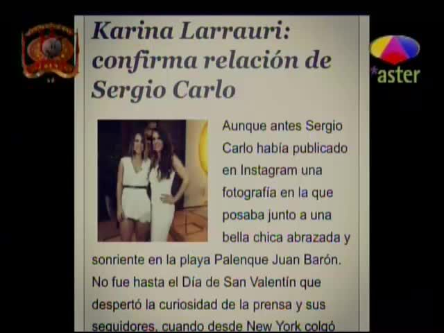La Berny Habla De La Relación De Sergio Carlo Y Del Divorcio De Caroline Aquino #Video