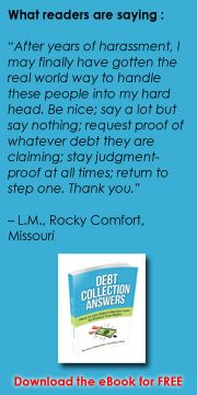 Before you send a cease and desist letter to a debt collector, read this important warning from consumer advocates and authors of Debt Collection Answers