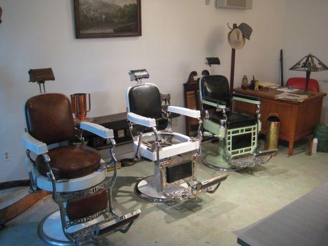Antique Barber Chair Restoration | Metal Masters Restoration - Antique Barber Chair Restoration Metal Masters Restoration