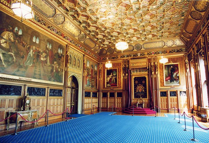 Amazing Stepping Inside British History At The Houses Of Parliament U2013 On The Luce  Travel Blog
