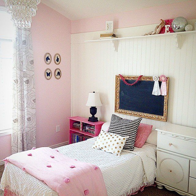 Decorate with frames. | Cool ideas | Girls bedroom, Bedroom ...