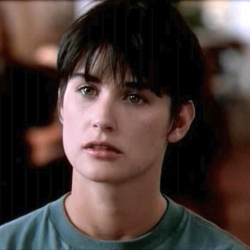 Demi Moore Before After Plastic Surgery Pics Inside Cabelo