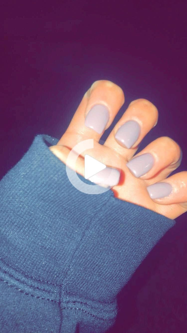 20 Cheap And Best Split Nails And Gnawed Nails Ouch Htmllimited Stock Available Easy Fashion Hacks And Korea In 2020 Squoval Nails Short Acrylic Nails Acrylic Nails