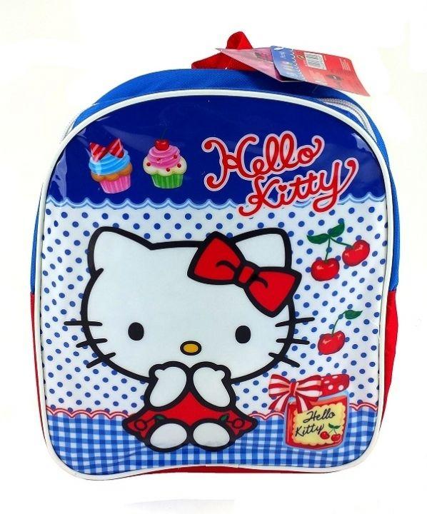 60f9f796741 Hello Kitty rugzak | meisjes schooltas | Cup cakes collectie ...