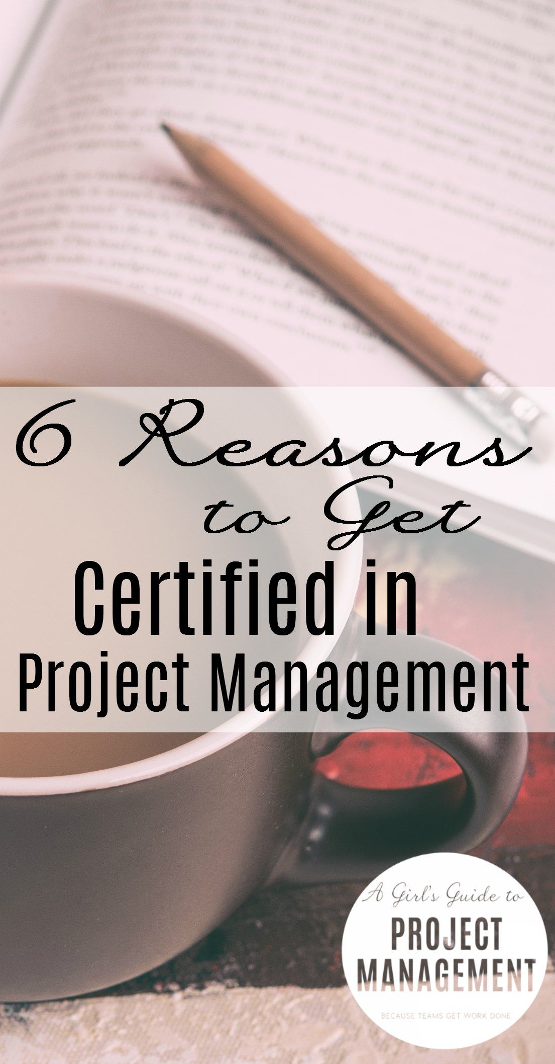 Ever Thought About Taking A Project Management Certificate Here Are