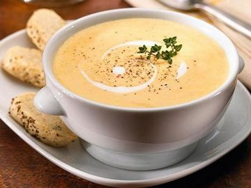 суп-крем сырный рецепт с фото