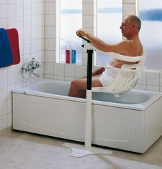 Delightful Bath Lift Chairs #AccessibleBathroomEquipment U003eu003e Learn More About Disability  Living At Http:/