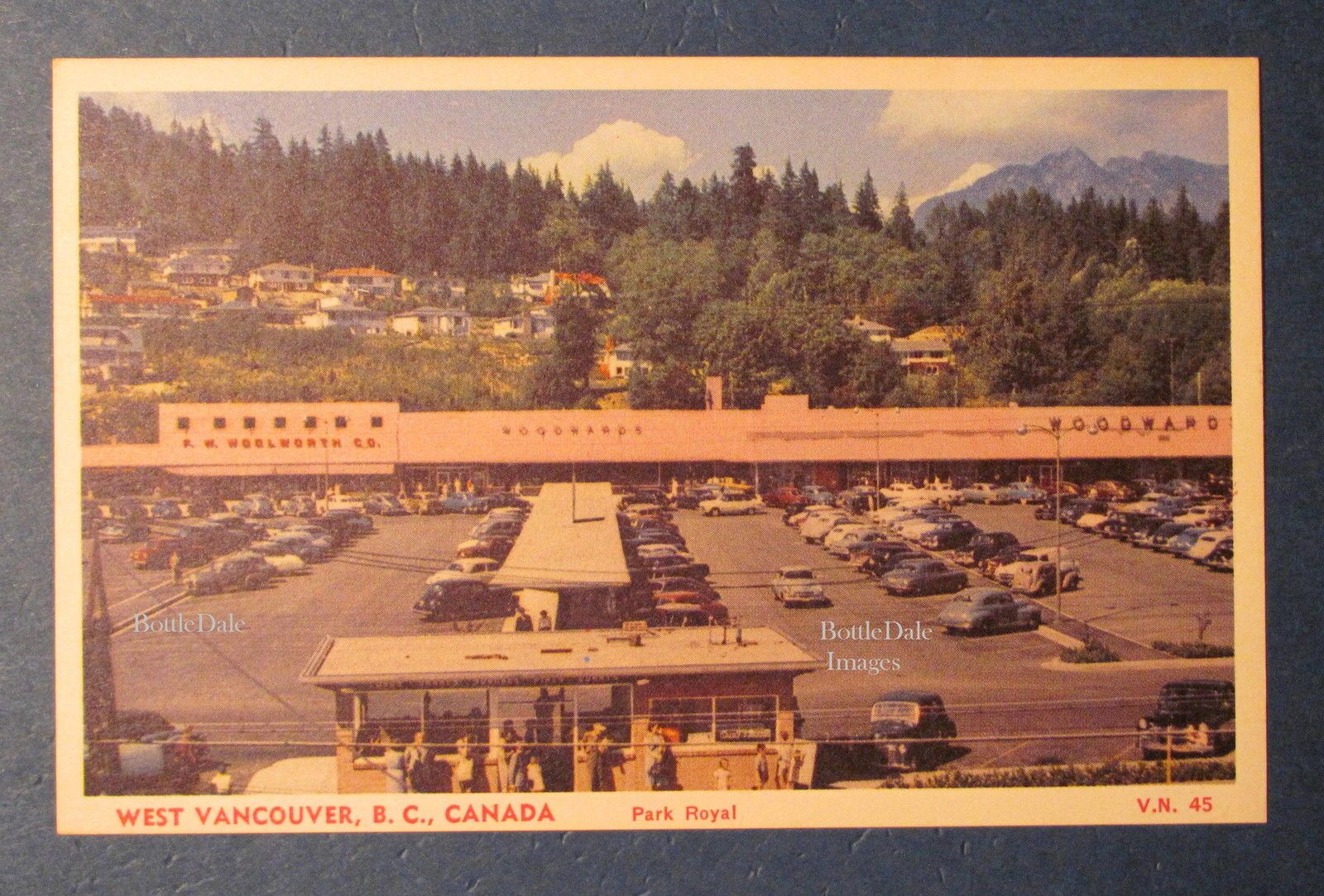 Park Royal Mall In West Vancouver Bc Canada West Vancouver Vancouver Vancouver Bc Canada