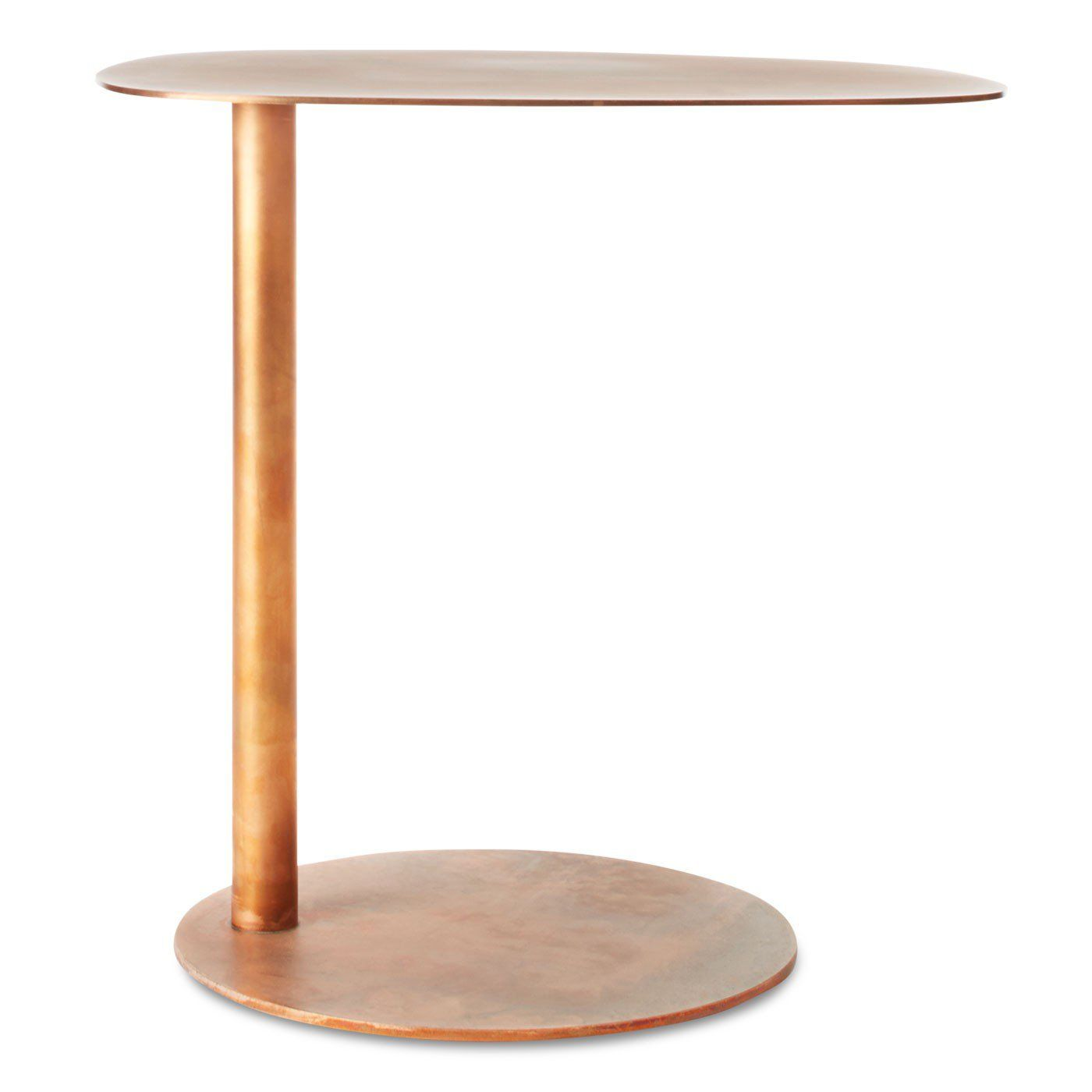 Modern wood side table  Swole Small Table  FTS  Pinterest  Small tables Modern and Corner