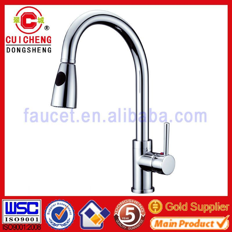 kitchen faucet tap copper kitchen sink faucet industrial water ...