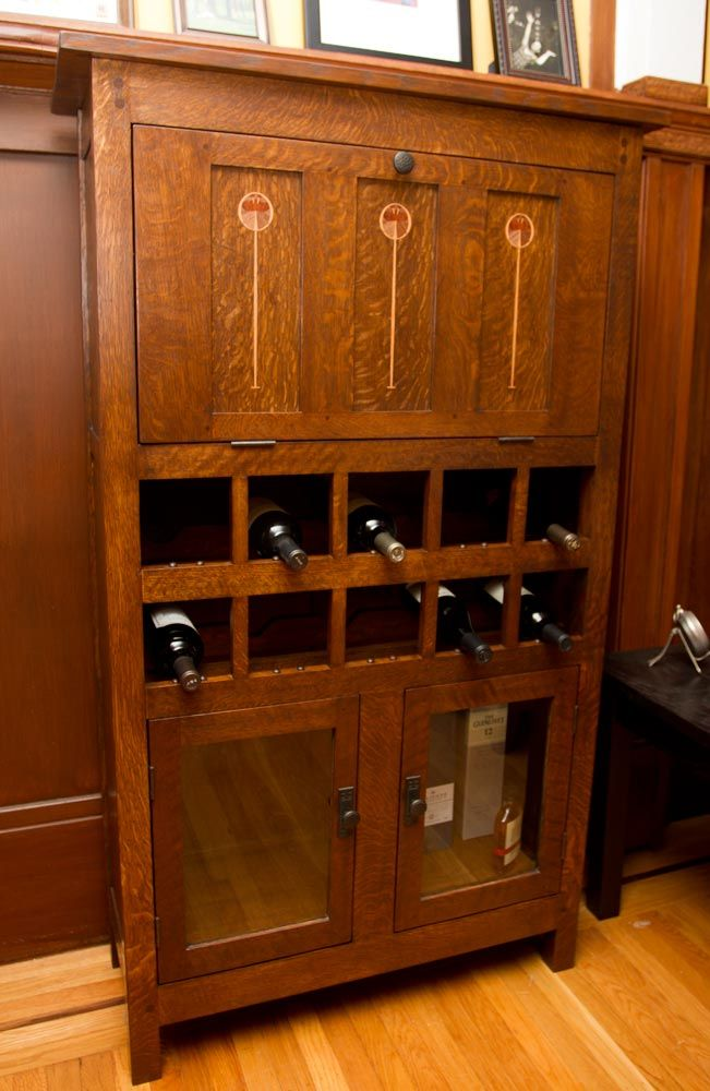 Woodworking Plans Liquor Cabinet MF Cabinets