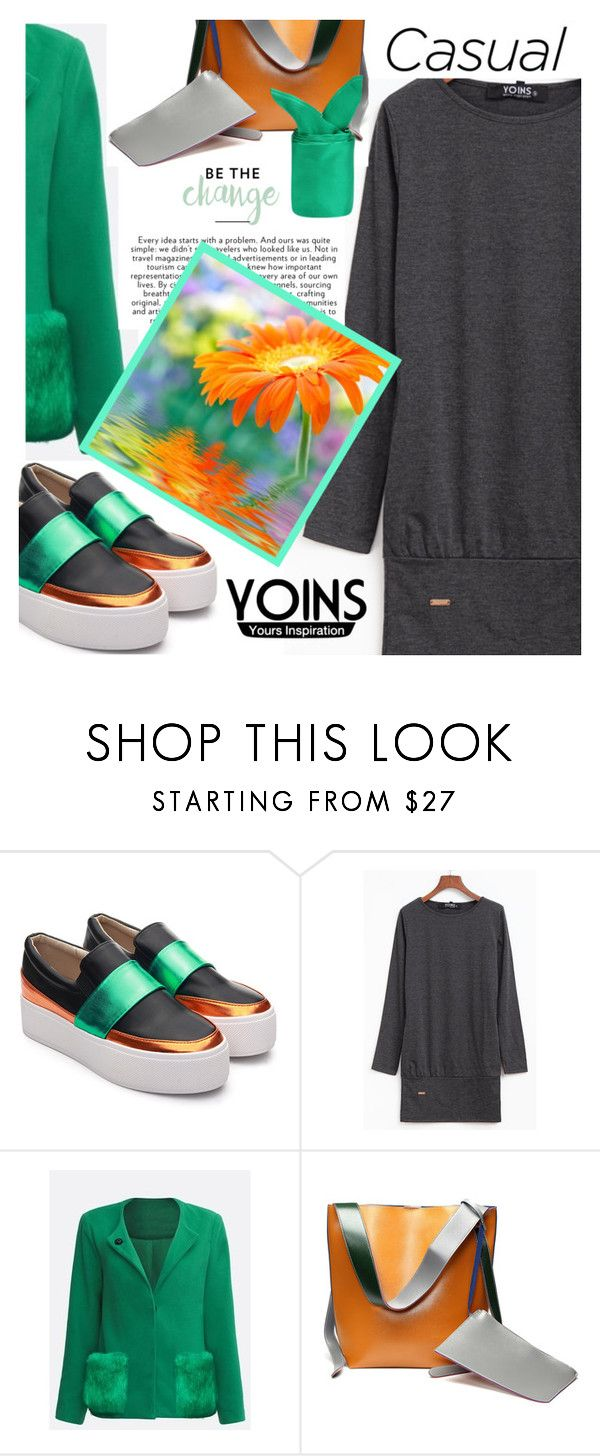 """""""YOINS (4/VII)"""" by samketina ❤ liked on Polyvore featuring yoins, yoinscollection and loveyoins"""