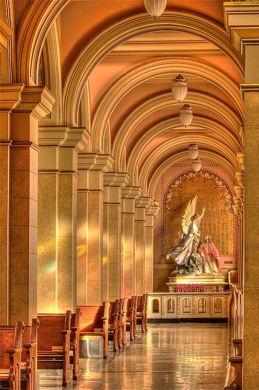 St. Mary of the Angels in Chicago ~