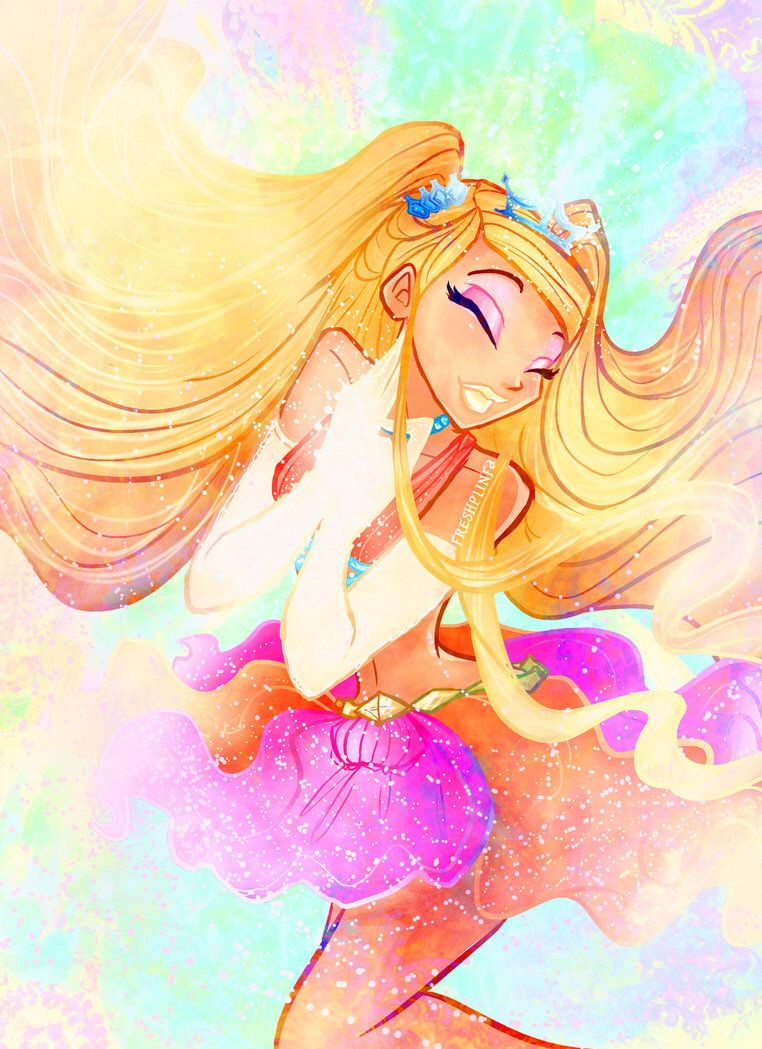 Stella enchantix winx pinterest f e dessin anim et - Bloom dessin anime ...