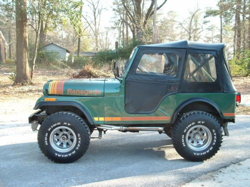 Jeep CJ Base | eBay