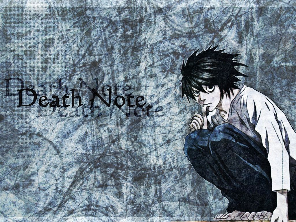 L lawliet - Death Note Photo (35773675) - Fanpop