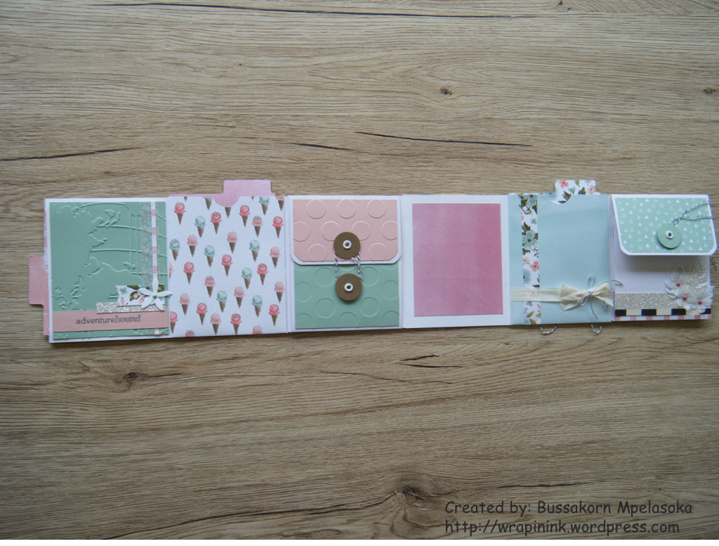 Flip & fold mini album - measurements | Mini albums, Diy ...