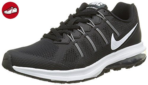 hot sale online a6609 39eef Nike Damen Wmns Air Max Dynasty Laufschuhe, UK, Black (Schwarz   Weiß-