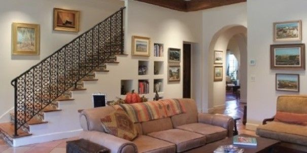 Spanish Mediterranean Homes Interior Design ~ Art Home Design ...