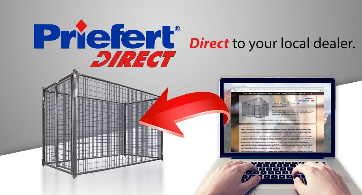 Proudly introducing Priefert Direct!! With hundreds of products and a 1000+ Dealers, Priefert Direct brings our online store to your dealer's door.