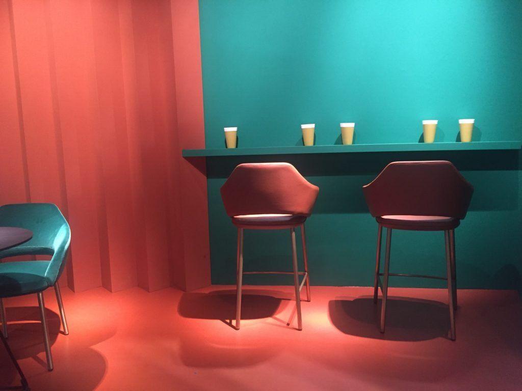 Original Inspiration From The Milan Furniture Fair Plus Deco  # Meuble Tv Murale Meuble Tv Murale Design Ronna Mobilo Design