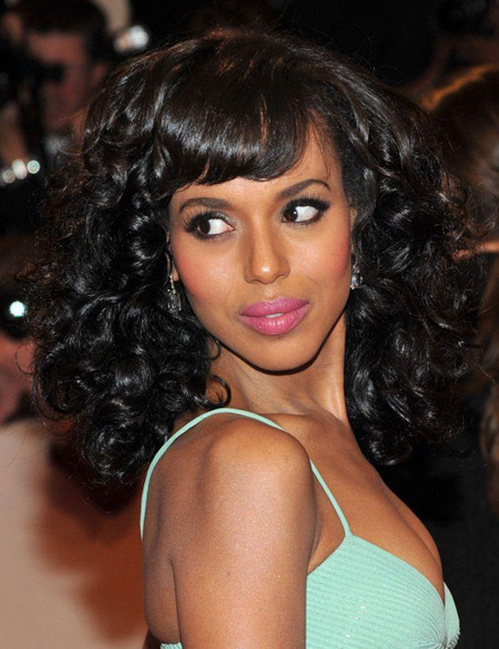 Astounding 1000 Images About Medium Hairstyles Ideas On Pinterest Medium Short Hairstyles For Black Women Fulllsitofus