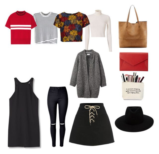 """""""Toronto week-end getaway."""" by emmy-st-jean on Polyvore featuring WithChic, MANGO, A.L.C., Alice + Olivia, Tim Coppens, Sole Society, Neiman Marcus, rag & bone and Toast"""