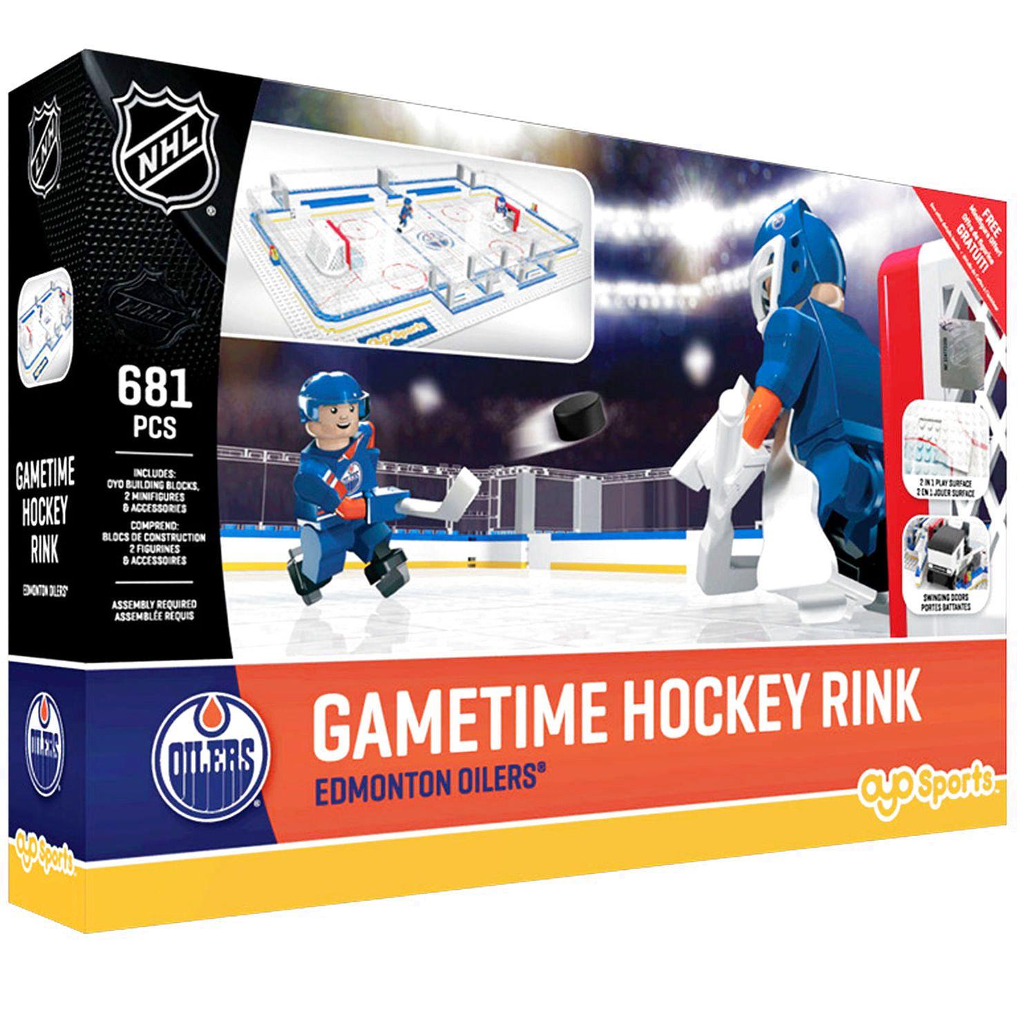factory authentic 1fbaf d2955 Edmonton Oilers OYO Sports Full Rink Set - $127.99 ...