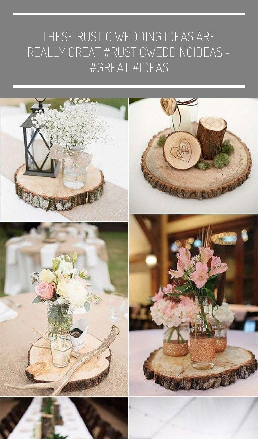 These rustic wedding ideas are really great #rusticweddingideas #great #Ideas #holzscheiben deko hochzeit These rustic wedding ideas are really great #rusticweddingideas - #great #Ideas ... - Eventplanung #holzscheibendeko