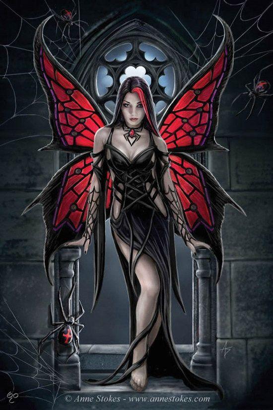 Fairie Gothic Goth Fairy