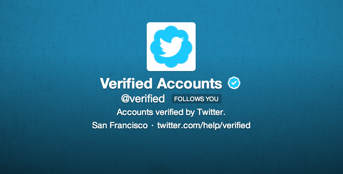 Twitter Verified Accounts How To Get Yours Business Blog Twitter Marketing Strategy Marketing Insights