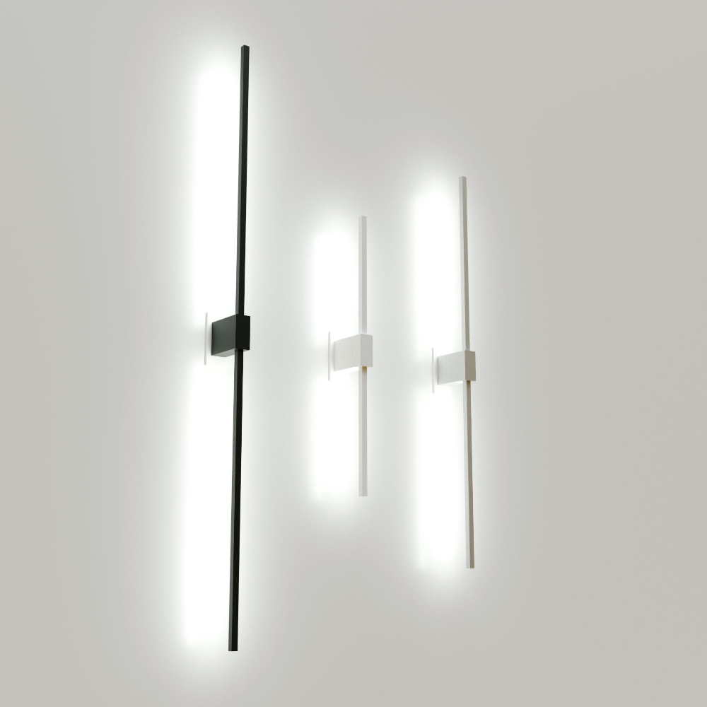 Z Bar Wall Sconce By Koncept Lighting Zbw 24 4 Cm Sw Bni In 2021 Wall Sconces Wall Bar Bar Lighting