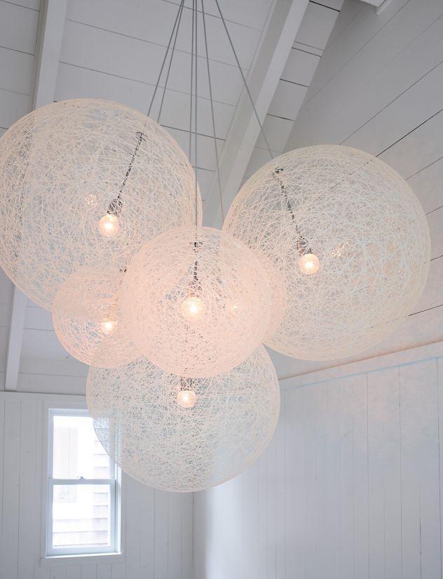 Design Within Reach Random Light:  Light design Lights and Globe lightsrh:pinterest.com,Design