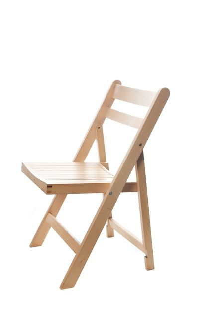 Merveilleux Folding Wooden Chair   Top Table Hire Cardiff