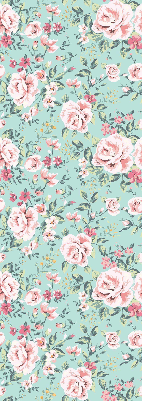 Removable Wallpaper Self Adhesive Wallpaper Pink Vintage Nursery Floral Peel Stick Floral Wallpaper Iphone Vintage Floral Wallpapers Iphone Wallpaper Vintage