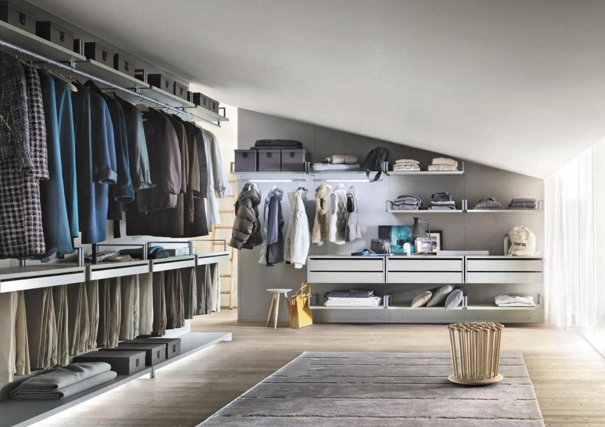 walk in closet lighting. Stunning Modern Walk In Wardrobe Design Attic As Well Carpet On Wooden Floor Plus Wall Closet Lighting