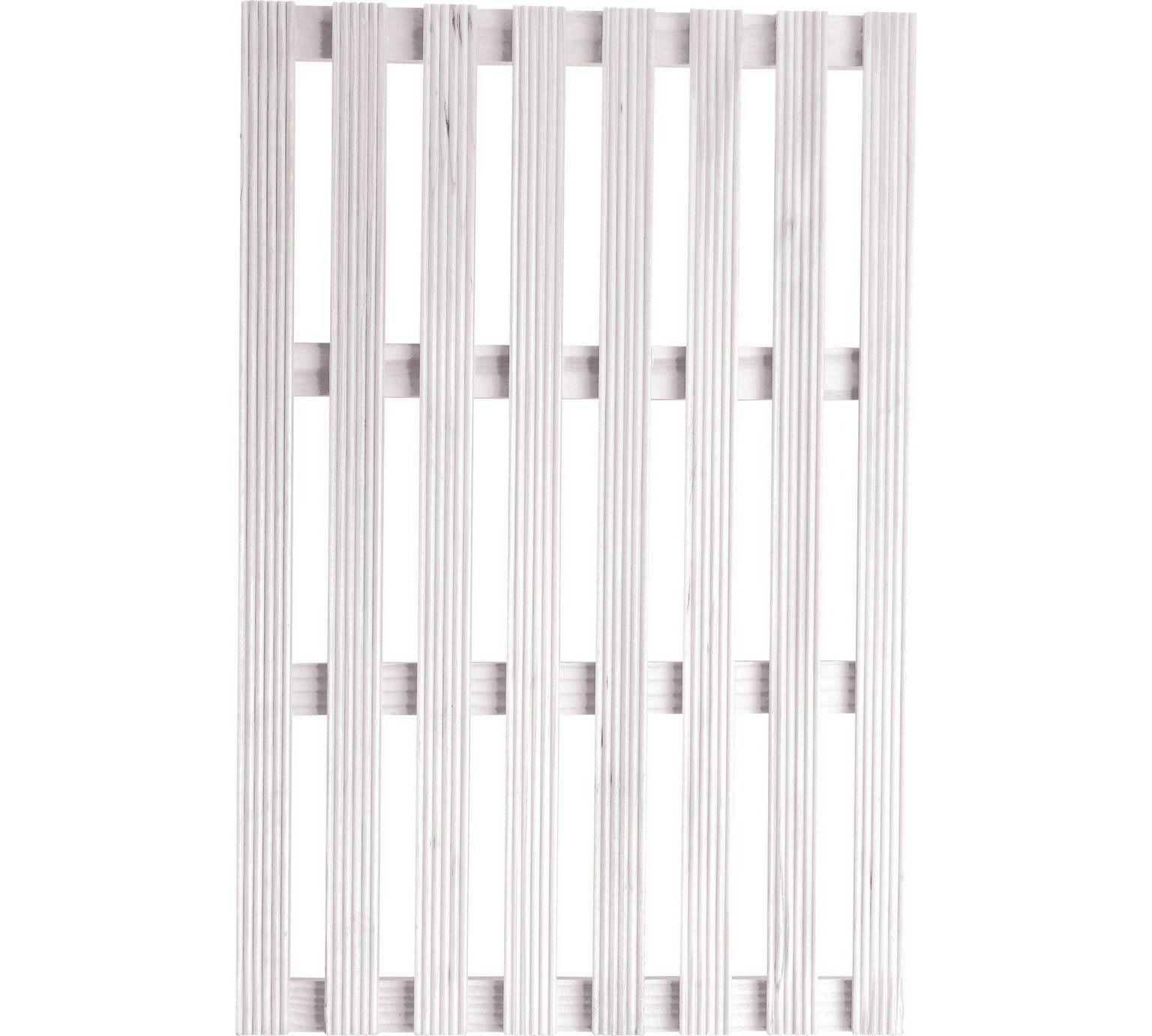 Buy HOME Pine Duckboard - White at Argos.co.uk, visit Argos.co.uk to ...