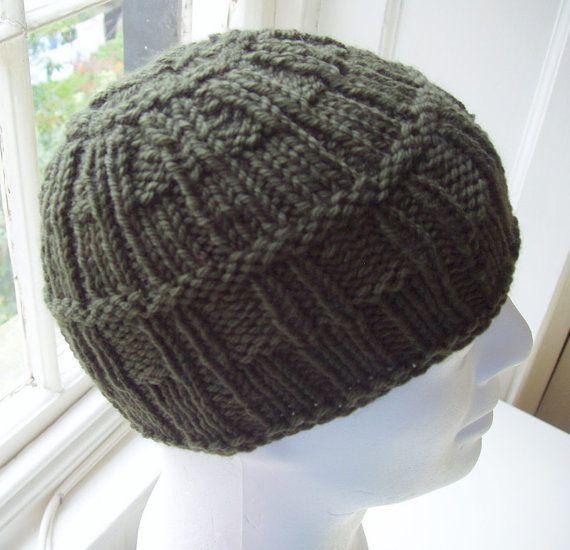 MANS HAT PATTERN Farmers Bushel Basket Hat for Men by RomeoRomeo ...