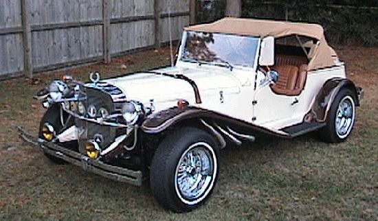 1929 Mercedes Kit Car Cars Kit Cars Cars Antique Cars
