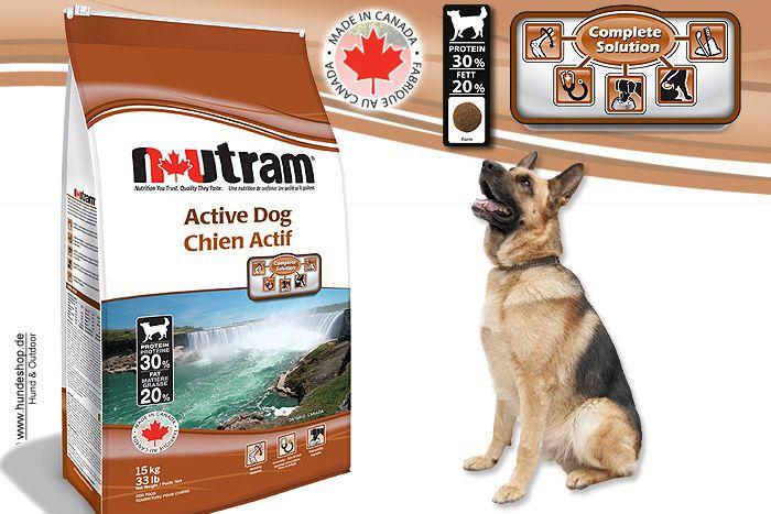 Nutram Active Dog Food Dog Activities Dog Food Recipes Food