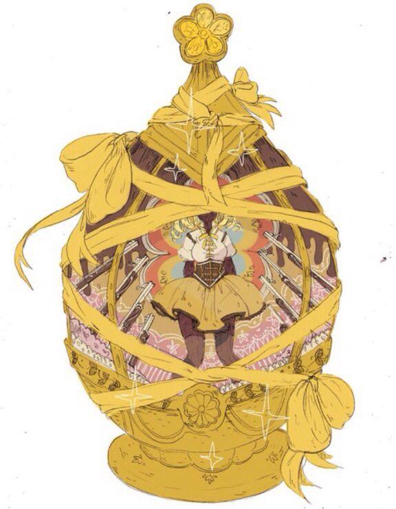 Mami Soul Gem Mahō Shōjo Madoka Magica Magical Girl Anime