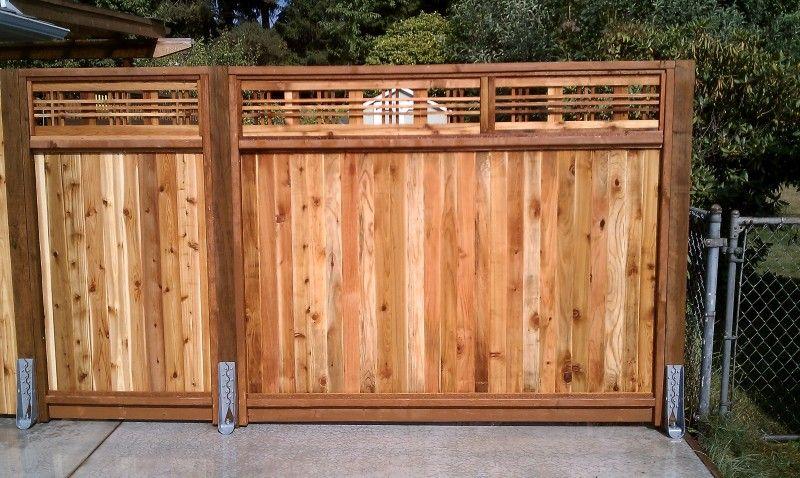 Fence With Lattice Preview Treated Lattice Top Semi Privacy