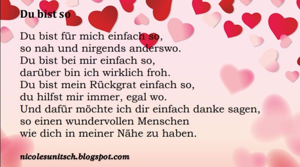 Valentinstag Liebesgedichte