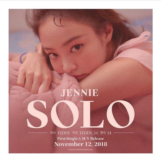 Download Lagu Solo Jennie Blackpink Mp3: Black Pink Jennie Solo Album